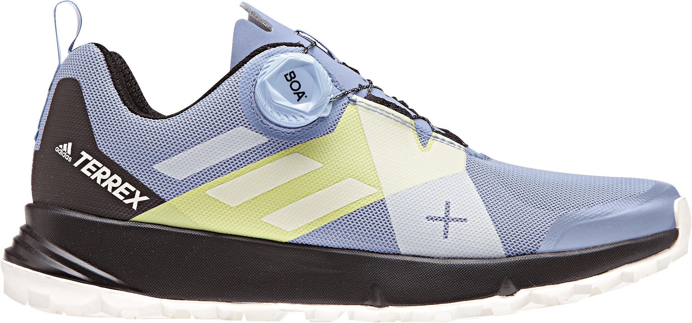 finest selection 57749 36048 adidas TERREX Two Boa Shoes Women Chalk Blue Chalk White Core Black